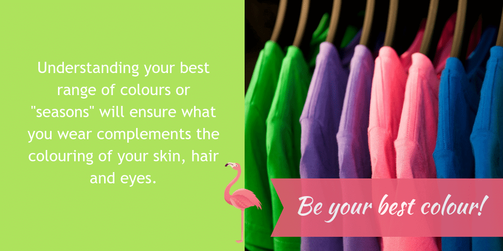 Be your best colour!