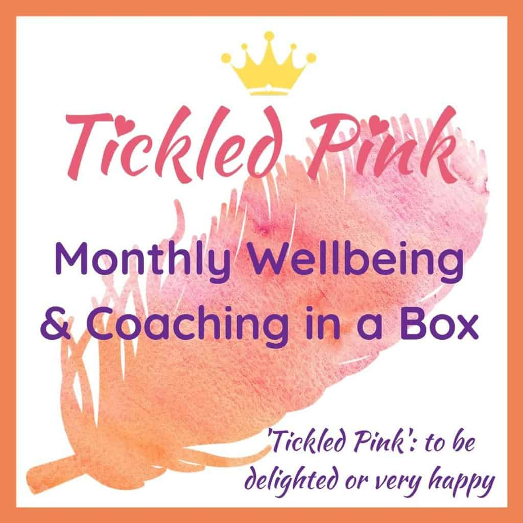 Monthly Wellbeing & Coaching in a Box