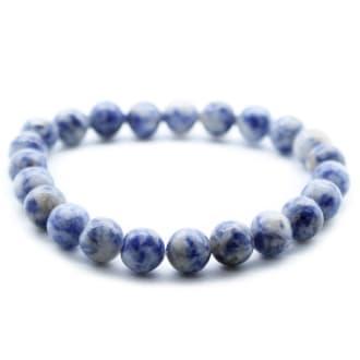 Sodalite Crystal Power Bracelet - Truth & awakening