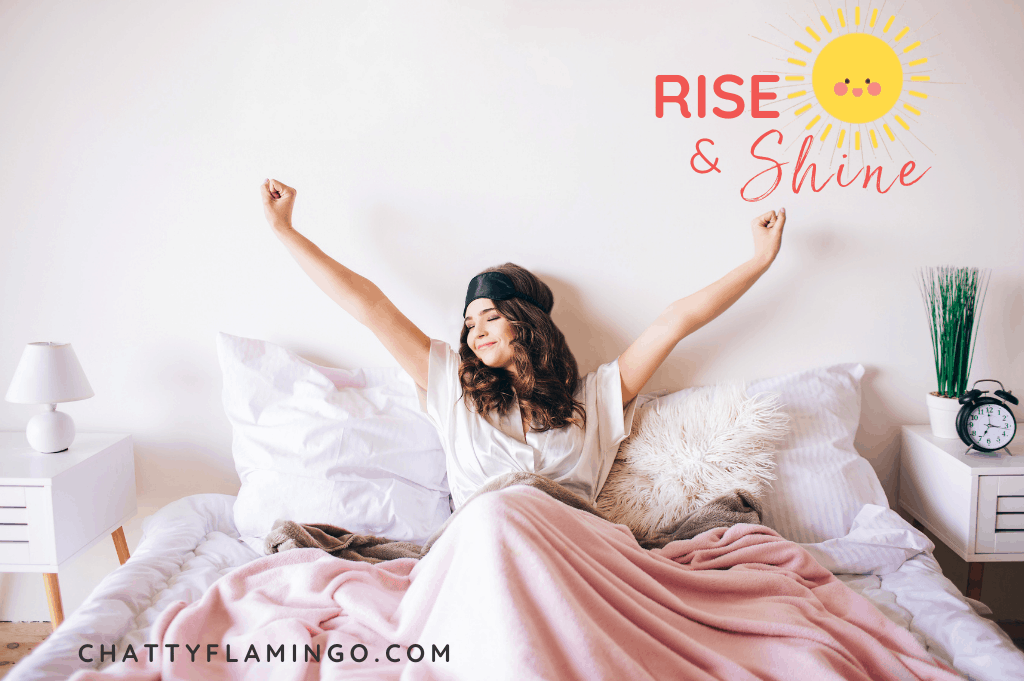 Rise and Shine with Good Morning Rituals